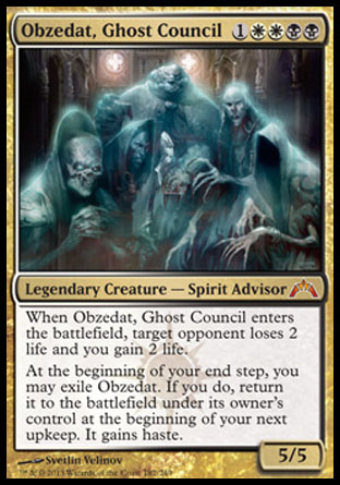 Magic Matters Deck Orzhov Syndicate Php Most frequent cards in decks where teysa, orzhov scion is the general magic matters